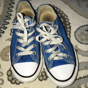 Converse Shoes - Youth Converse All Star Chuck Taylor - Blue